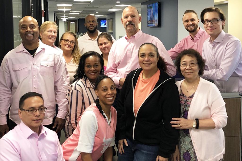 ADMIS Breast Cancer Fundraiser